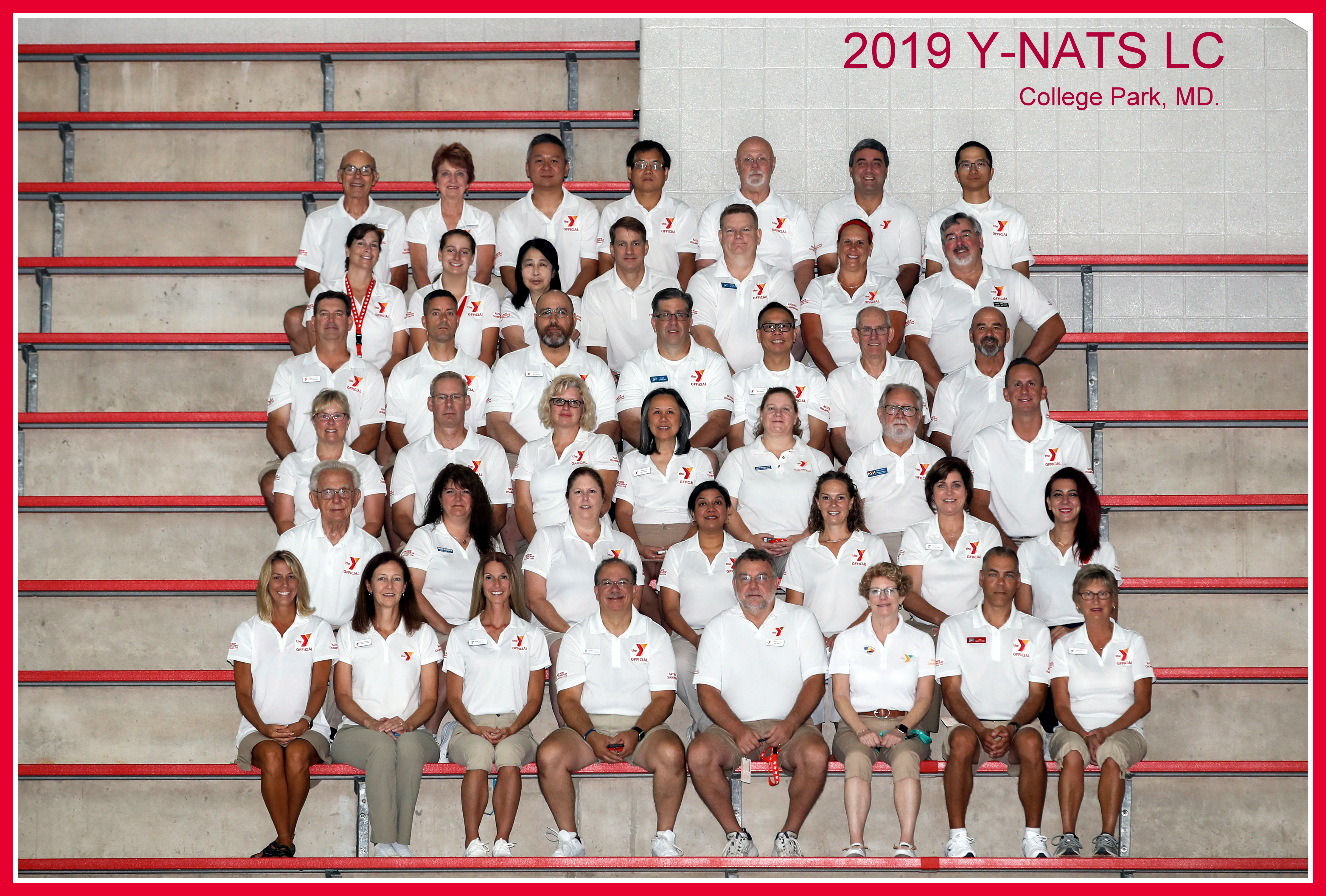 2019 YMCA National Long Course Championship