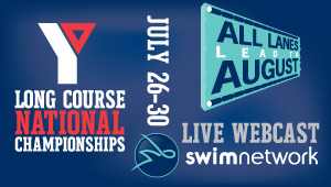 Order YMCA Long Course Nationals 2010 DVD at Swimnetwork.com
